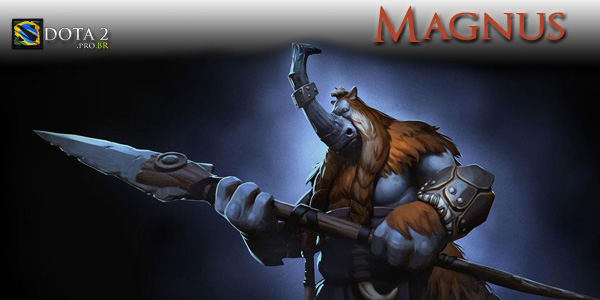 Tiểu sử Hero DotA 2: Magnus the Magnoceros 1