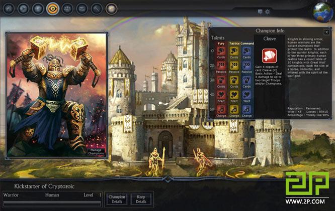 HEX: Shards of Fate: Thêm một game online thẻ bài được công bố 3