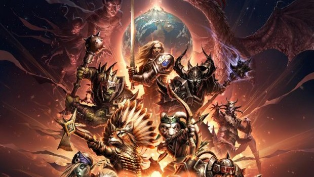 HEX: Shards of Fate: Thêm một game online thẻ bài được công bố 1