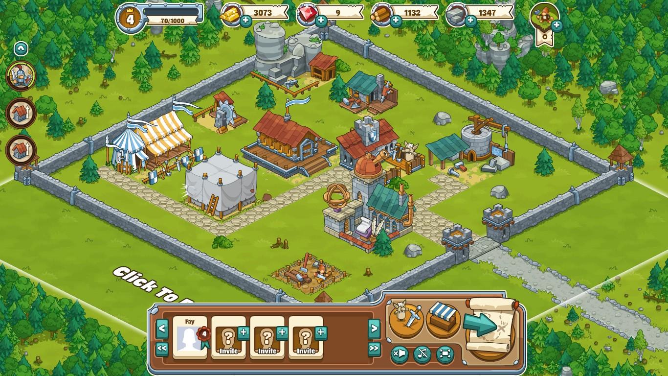 Tower and Mystoria - Game thủ thành vui nhộn trên MXH Facebook 3