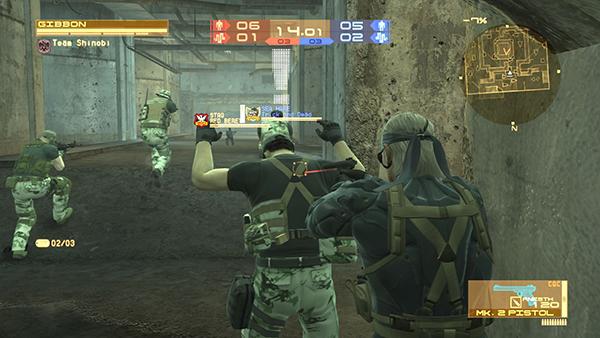 Metal Gear Online đang được hồi sinh 2