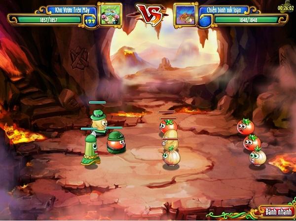 Khu Vườn Trên Mây (KVTM) game dẫn đầu Top 1 danh sách các game mạng xã hội hấp dẫn nhất việt nam 2_Tran_chien_hoa_qua_luon_hap_dan_va_quyet_liet-46a40