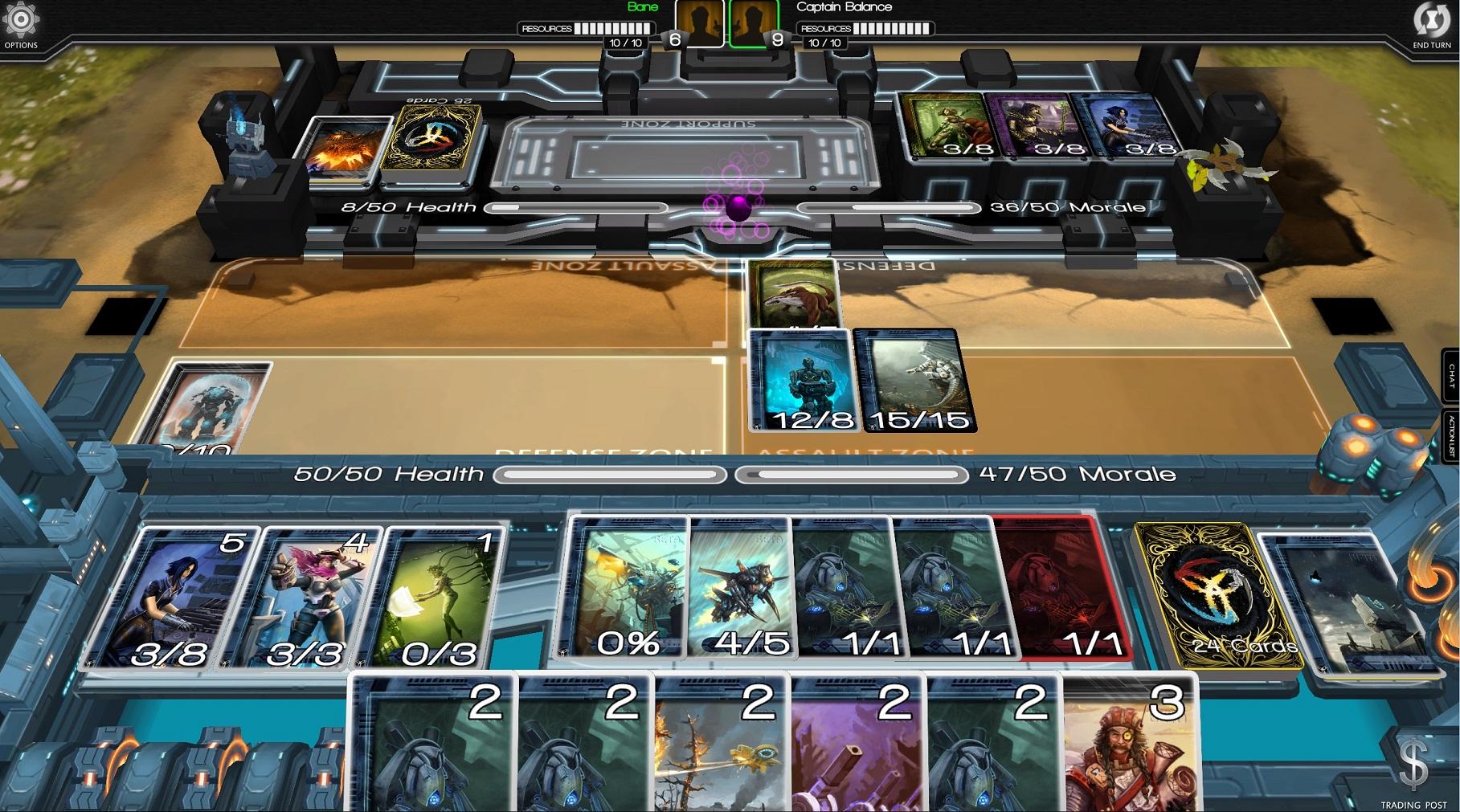 Infinity Wars - Game online bài ma thuật đang hấp dẫn được nhiều người Việt 1