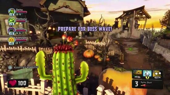 Plants vs Zombies Garden Warfare sẽ có trên PC 2