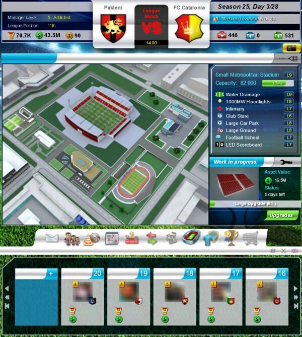 Top Eleven hiện có khoảng 5 triệu người chơi đăng nhập hàng ngày 5-52e88