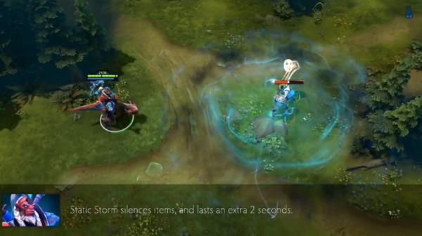 Đánh giá tác dụng mới của gậy xanh cho một số hero ở phiên bản DOTA 2 6.79 4