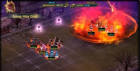 Game thủ Việt tranh cãi về bối cảnh game Tướng Thần 2