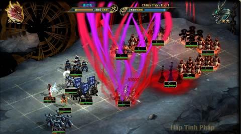 Game thủ Việt tranh cãi về bối cảnh game Tướng Thần 4