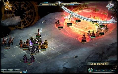 Game thủ Việt tranh cãi về bối cảnh game Tướng Thần 5
