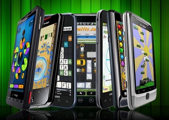 Thị trường game cho Android đang khởi sắc 1