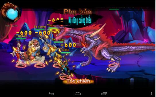 Thị trường game cho Android đang khởi sắc 4
