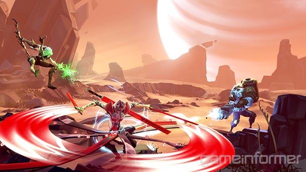 Cận cảnh Battleborn - Game MOBA bắn súng kỳ dị