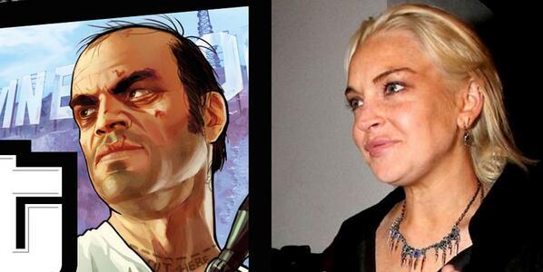 Đơn kiện GTA V của Lindsay Lohan dài tới 67 trang