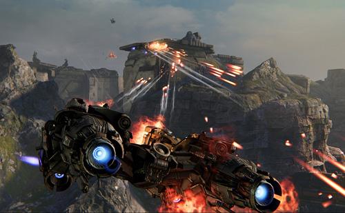 Dreadnought - game chiến tranh không gian rất ấn tượng 1