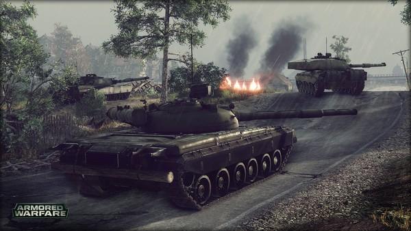 Game bắn tăng cực chất Armored Warfare tung trailer mãn nhãn 2