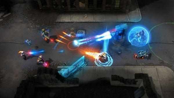 Đánh giá Shards of War: MOBA mang phong cách bắn súng khá thú vị