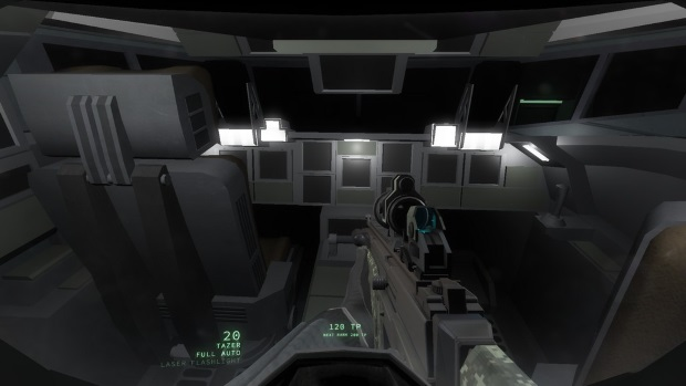 Interstellar Marines - Hé lộ game bắn súng đồ họa cực đẹp