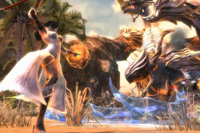 Azera - Game online 3D tuyệt đẹp chuẩn bị mở cửa