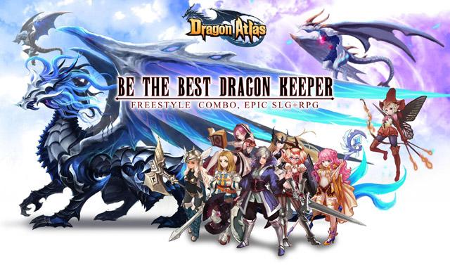 Dragon Atlas - Game online miễn phí nhẹ nhàng sắp mở cửa