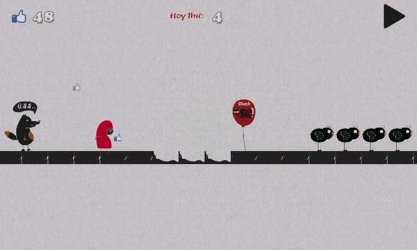 """Running hoy – Game mobile ăn theo """"Hoy đi nha"""""""