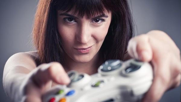 Sự thật: Con gái vượt trội con trai khi lập trình game 4