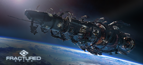 Fractured Space - Game không gian mới toanh được hé lộ