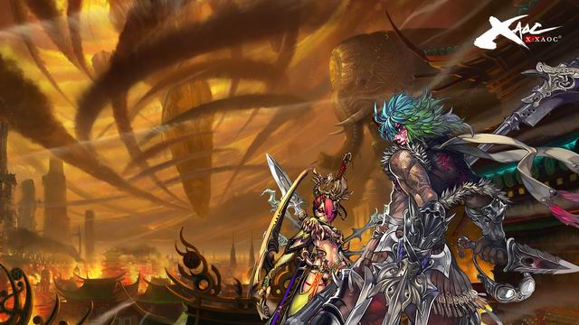 X Online: XAOC - Game online hành động kỳ quặc mới mở cửa