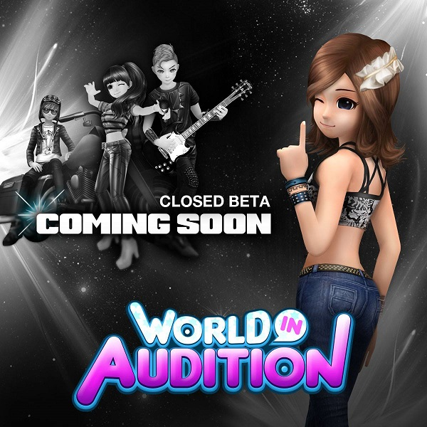 World in Audition - Game vũ đạo hấp dẫn đến gần gamer Việt