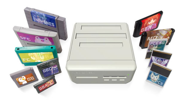 Retro Console Promises To Play ALL The Games