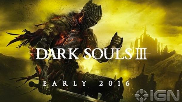 Game cực khó Dark Souls 3 chính thức được công bố