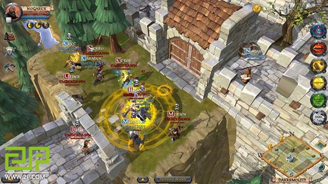 Loạt game online kiểu Diablo cực hot thời gian gần đây