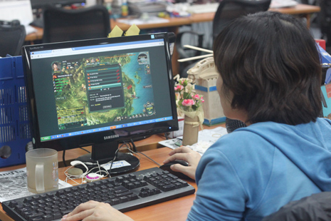Làng game Việt tuyển quân ồ ạt dịp đầu hè