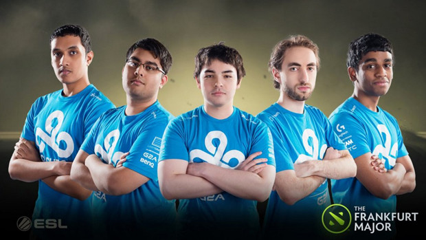C9 tại ESL The Frankfurt Major