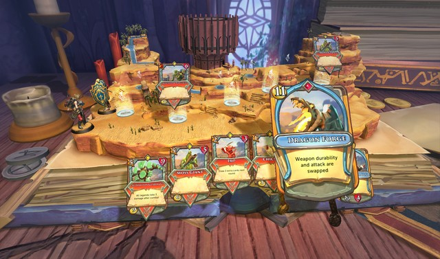 Game hot Chronicle: RuneScape Legends mở cửa thử nghiệm