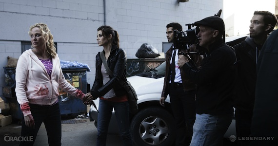 Dead Rising Watchtower Meghan Ory Virginia Madsen 'Dead Rising: Watchtower' First Trailer; Release Date Announced