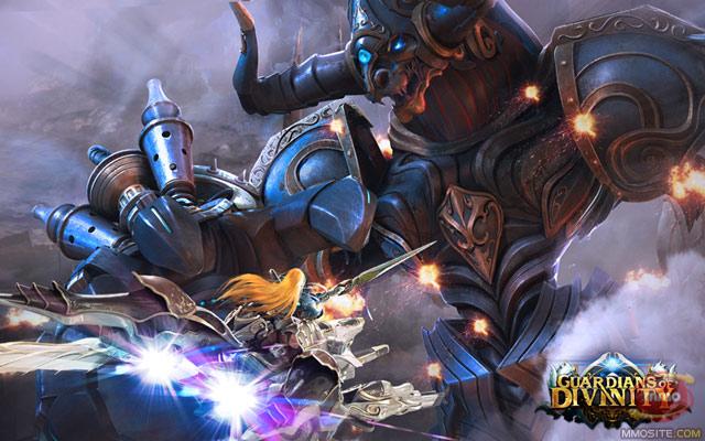 Game online ARPG hấp dẫn Guardians of Divinity mở cửa thử nghiệm
