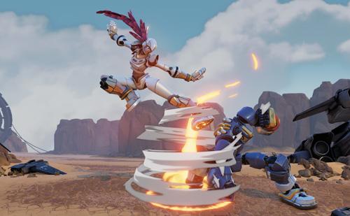 Radiant Entertainment Reveals Rising Thunder