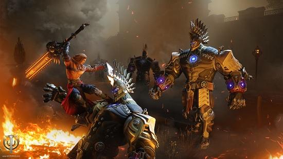 Game online ấn tượng Skyforge sẽ mở cửa trong tháng này