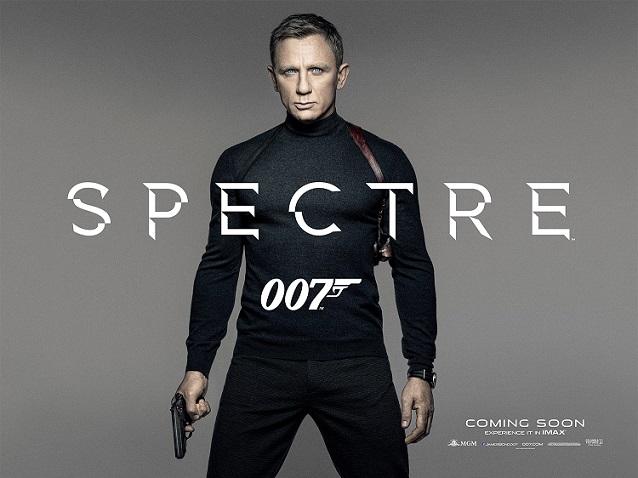 Spectre - Hấp dẫn nhưng chưa thật sự xuất sắc