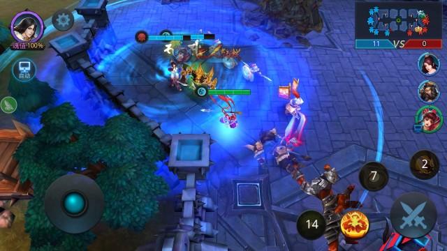 Loạn Đấu Tây Du - Game mobile của NetEase