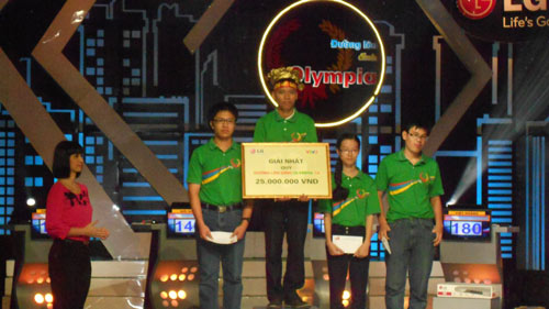 Truyện tranh thuần Việt về cuộc đấu trí Olympia lộ diện