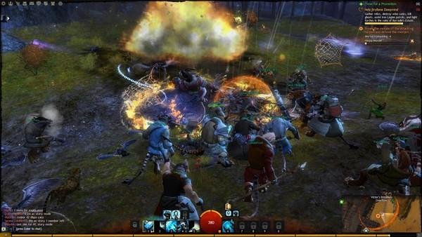 Gamer Việt chết mê chết mệt game trả phí Guild Wars 2 2