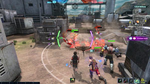 Cronix Online - Game hành động PvP cực dị mở cửa
