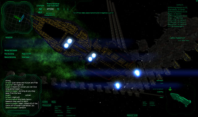 Ascent - Game vũ trụ mới mở cửa thử nghiệm