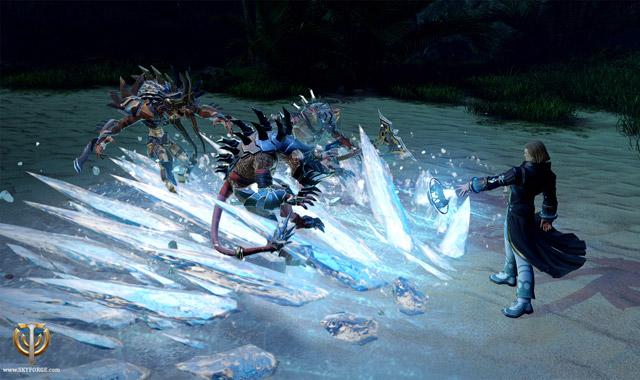 Game bom tấn Skyforge sắp chính thức mở cửa bản tiếng Anh