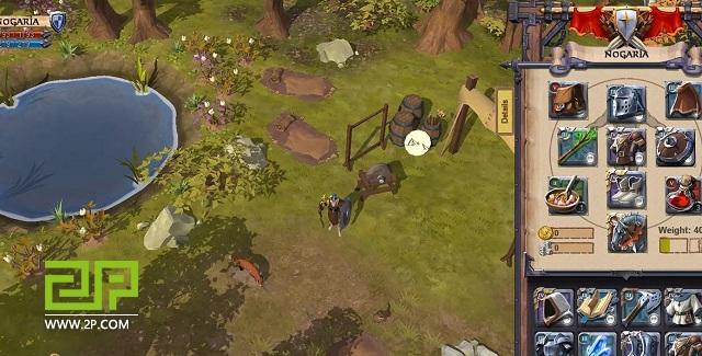 Game thú vị Albion Online tiếp tục chuẩn bị thử nghiệm