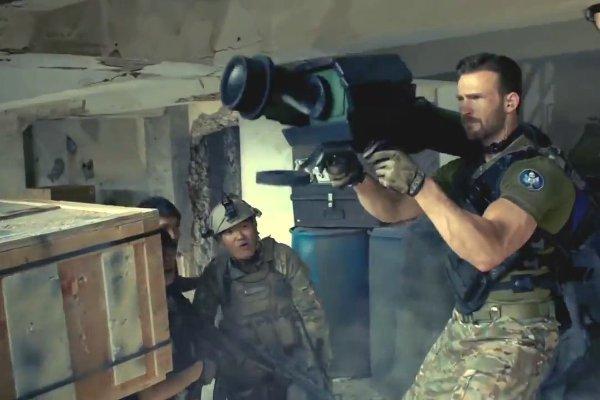 Phim Live-Action của Call of Duty Online sẽ có Captain America - Chris Evans