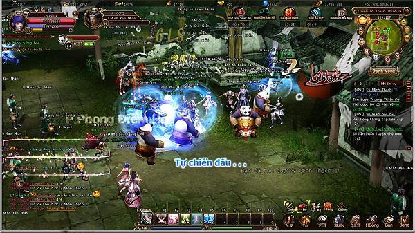 Game mới Đao Kiếm Tiếu cập bến Việt Nam vào tháng 3/2015