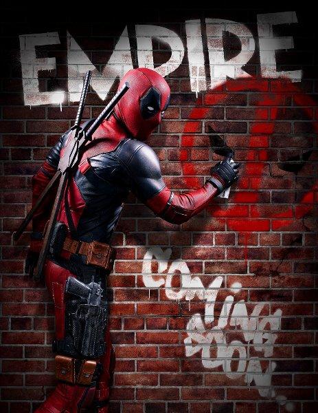 Hàng loạt poster mới của Deadpool