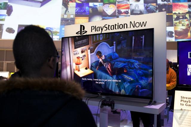 Chơi game PS3 trên Smart TV của Samsung mà không cần mua máy